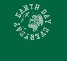 Retro Earth Day Everyday  Unisex T-Shirt