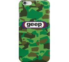 Geep® (Gorillaz) iPhone Case/Skin