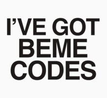 I'VE GOT BEME CODES - Casey Neistat by Brainbreak