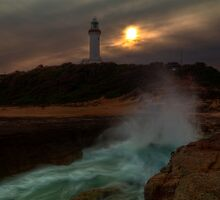 Norah Head Lighthouse by Charlie Busuttil