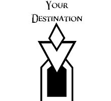 Skyrim - Your Destination by caitykins