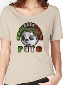 Futbol Mexicano Women's Relaxed Fit T-Shirt