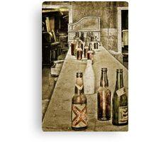 Bodie Bar Canvas Print