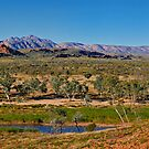 West MacDonnell Ranges by mspfoto