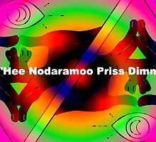 "Zone Theory ""Ba'hee Nodaramoo Priss Dimmie"" Tim and Eric by PrettyStuff"