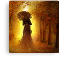 be my autumn ||  Canvas Print