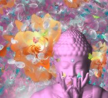 Spring Buddha by Desirée Glanville