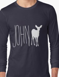 Max's Shirt - John Doe Long Sleeve T-Shirt