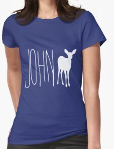 Max's Shirt - John Doe Womens Fitted T-Shirt