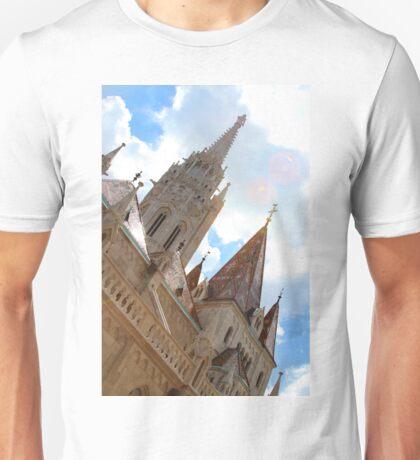 Matthias Church Unisex T-Shirt