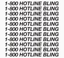 1-800 HOTLINE BLING (B) T-Shirt