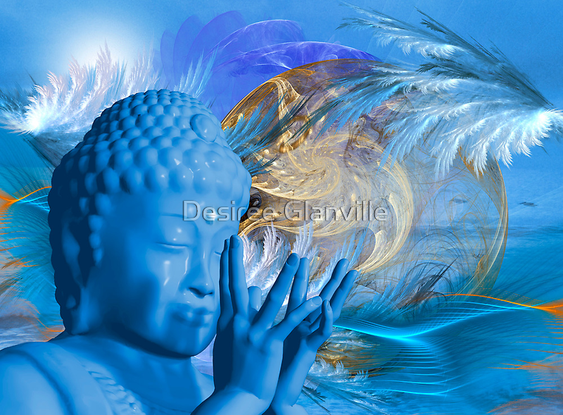 Water Blessing by Desirée Glanville