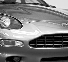 Aston Martin DB7 Concept Car by Mike Kay