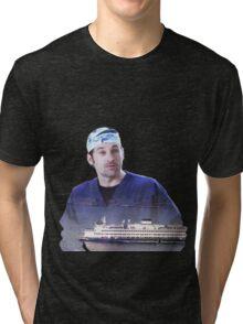 Derek Shepherd ferries Tri-blend T-Shirt