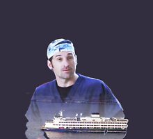Derek Shepherd ferries T-Shirt