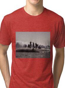 Sundown Fun Tri-blend T-Shirt