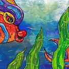 Reef Fish by kewzoo