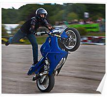 Stunt Trix Poster