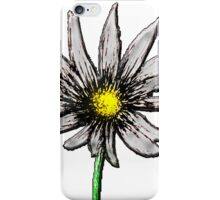 Simple Daisy Flower iPhone Case/Skin