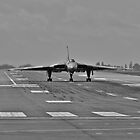 Vulcan Bomber  by Andicurrie