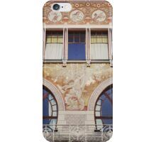 Bruxelles Art Nouveau iPhone Case/Skin
