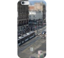 Edinburgh City Tilt-Shift iPhone Case/Skin