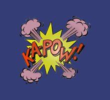 KA-POW Womens Fitted T-Shirt