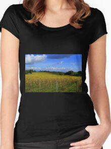 Tuscany Women's Fitted Scoop T-Shirt