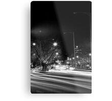 "Melbourne - ""Streetscape"" #4 Metal Print"