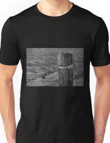 docking on lake Unisex T-Shirt
