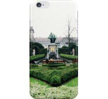 Bruxelles Gardens iPhone Case/Skin