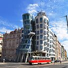 Dancing House by metronomad