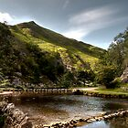 River Dove, the Peak District by mdgaskell