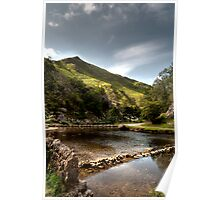 River Dove, the Peak District Poster