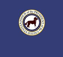 Pooch of the presidential seal geek funny nerd Unisex T-Shirt