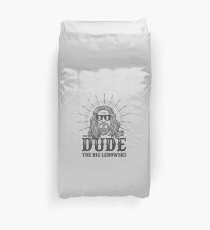 The Dude Duvet Cover