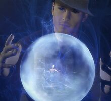 The crystal ball by Carol and Mike Werner