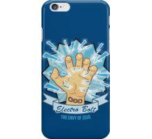Bioshock - Electro bolt - The Envy of Zeus iPhone Case/Skin
