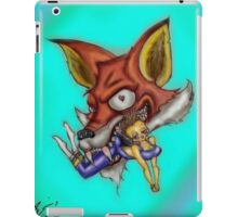 foxy chick iPad Case/Skin
