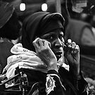 Farmers Market calling Dakar by Danica Radman