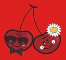 Bride & Groom Cheeky Cherries T-shirt Kids Clothes