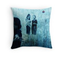 Hand of the Gods Throw Pillow