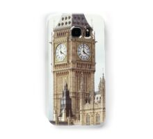 London Big Ben  Samsung Galaxy Case/Skin