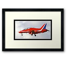 Red Arrow   XX 306    (Hawk T1) Framed Print