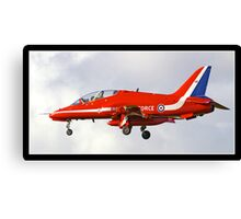 Red Arrow   XX 306    (Hawk T1) Canvas Print