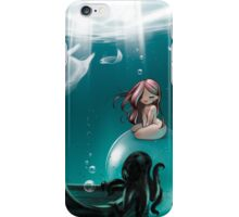 Cromalinas - Turquesa - iPhone Case/Skin