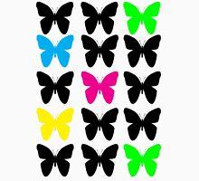 Colorful Butterflies Unisex T-Shirt