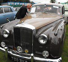 Bentley S1 by mike  jordan.