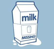 Missing Milk. by hammyboi