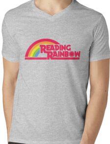 Reading Rainbow shirt – Netflix, LeVar Burton Mens V-Neck T-Shirt